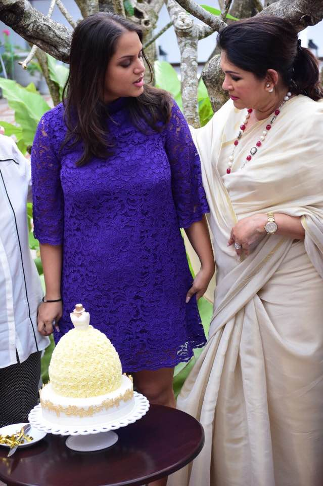Rosy Senanayake S Eldest Daughter S Lavish Wedding Festivities