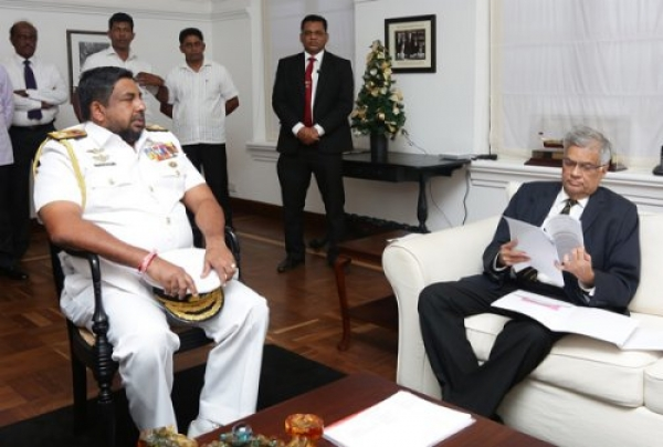 "Did Admiral Wijegunaratne Just Do A Mahendran?: Flies Overseas On ""Assignment"" Hours Before CID Statement"