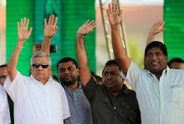 Ravi, Vajira, Navin tussle over UNP Leadership