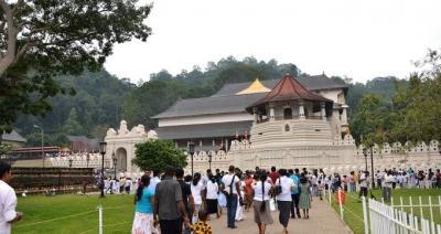 How important is tourism for Sri Lanka's development?