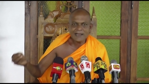 Notice Issued To Controversial Monk Over Chenkaladi Incident