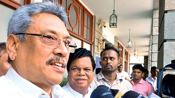 Construction of D.A. Rajapaksa Museum: Gota Appears Before Special Corruption High Court For The First Time