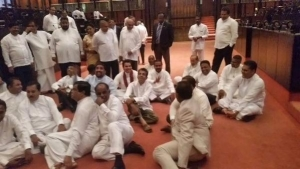 Controversy Over UPFA MPs Who Boycott Parliament, But Eat From Parliament Cafeteria At Subsidise Rates: UNP Raises Questions