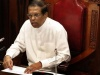 PSC Members Probing Easter Sunday Attacks Currently At Presidential Secretariat Obtaining Statement From President Sirisena
